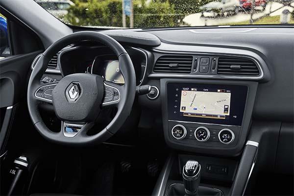 Renault Kadjar innen