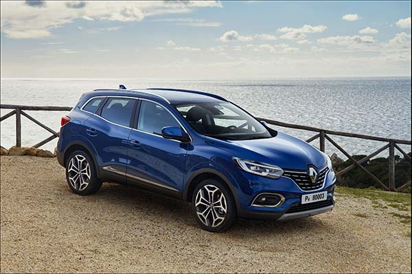 Renault Kadjar Premiere