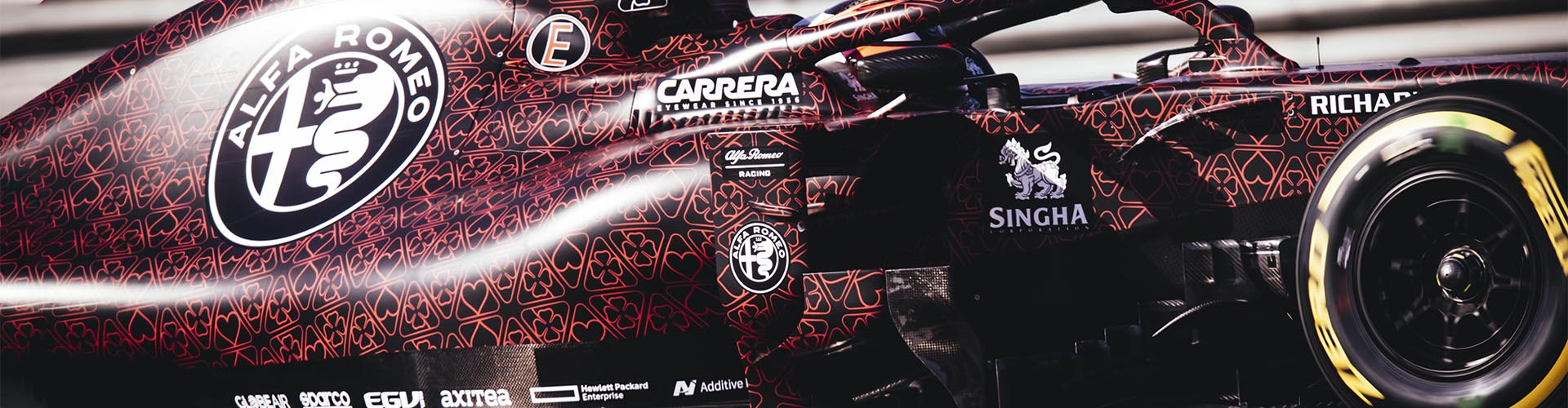 Alfa Romeo Formel1