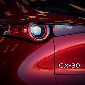 Mazda CX-30 Konfiguration