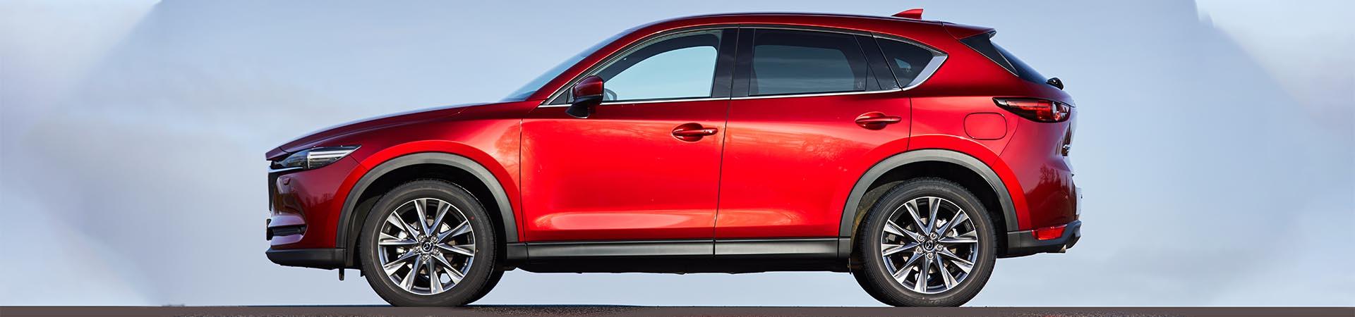 Mazda CX5 Header