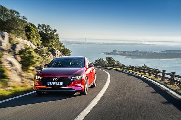 Mazda3 Ansicht vorne