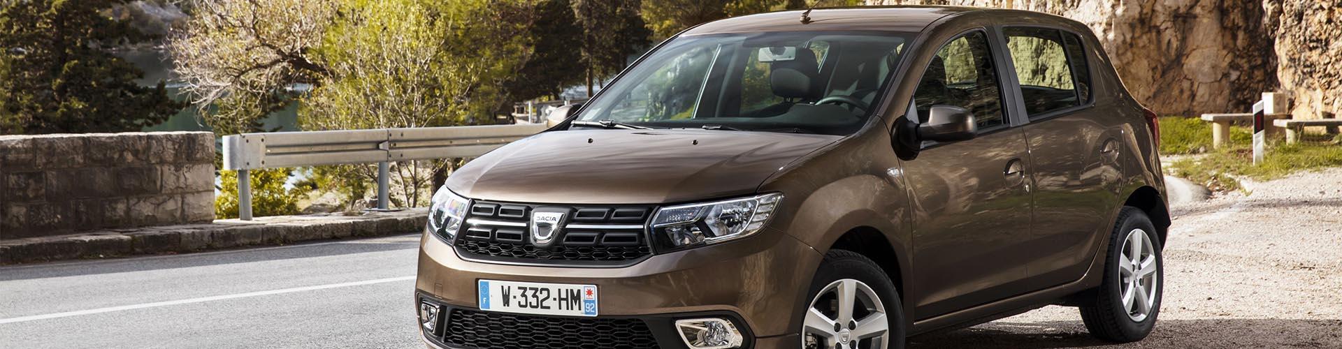 Dacia Sandero braun