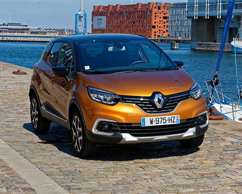 Renault Captur Angebot