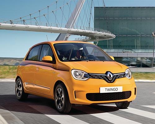 Renault Twingo Life Angebot