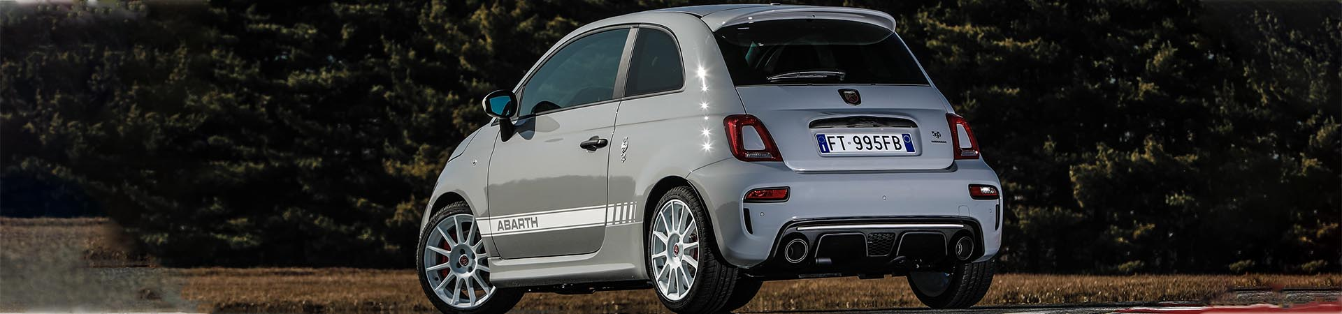 Abarth Header