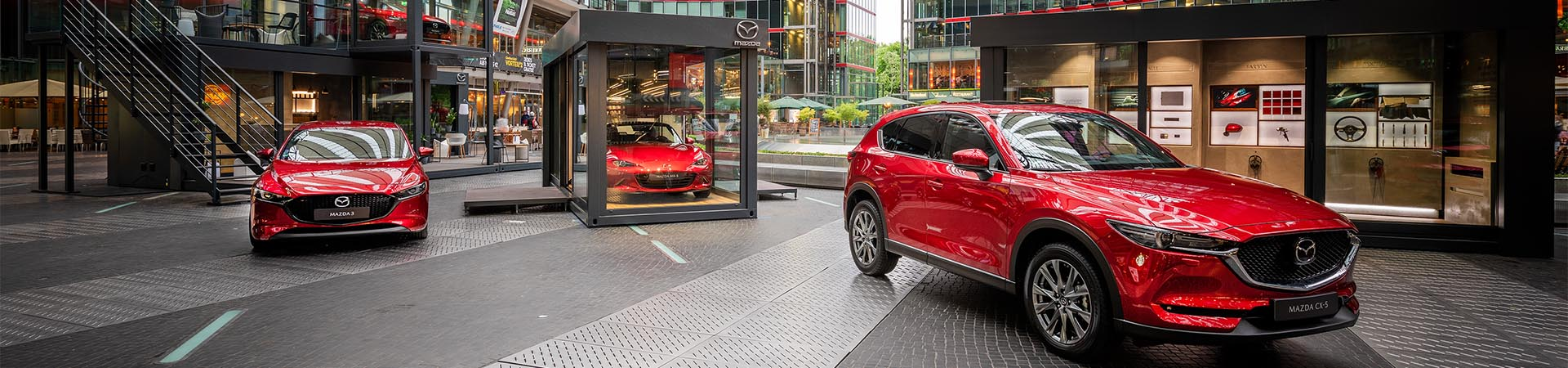 Mazda3 Header