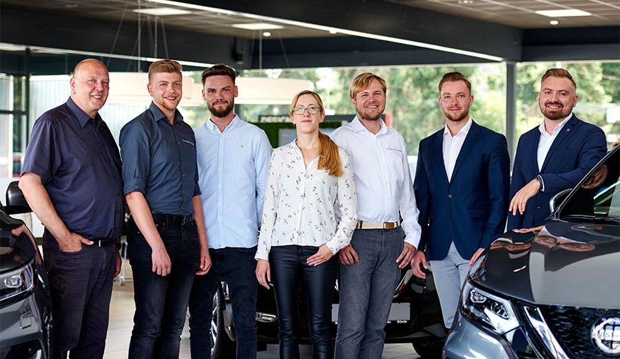 Auto Mattern Team