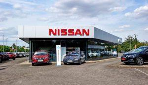 Nissan Mattern Bünde