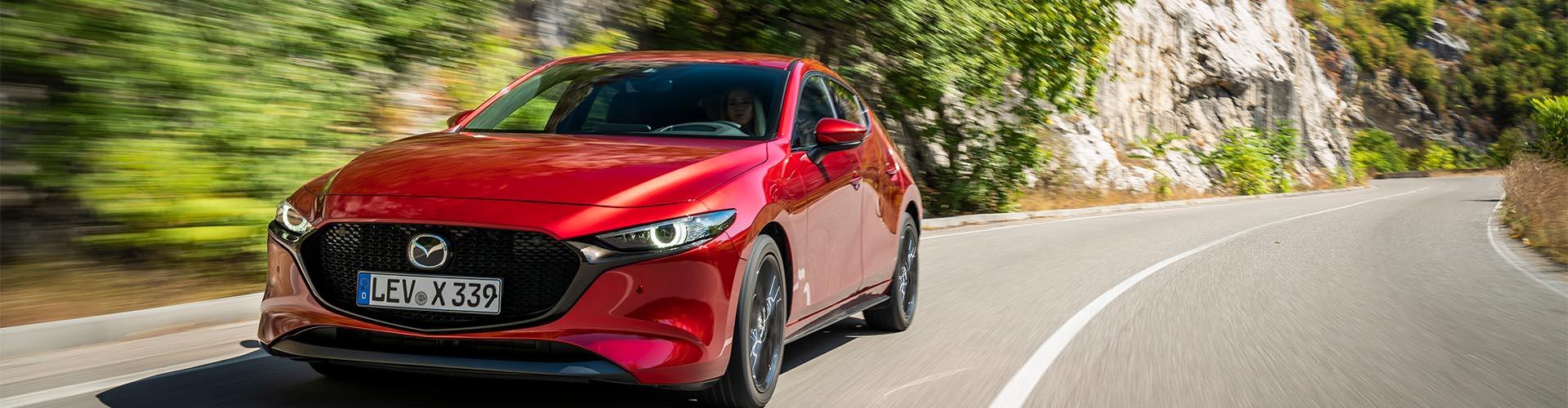 Mazda3 Modell 2016