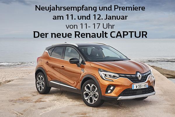 Neujahrsempfang Renault