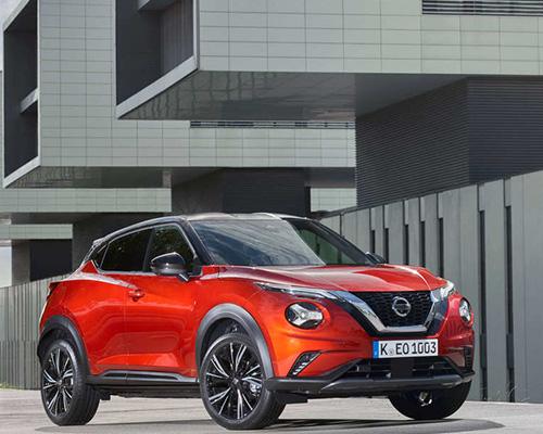 Nissan Juke Angebot 2020