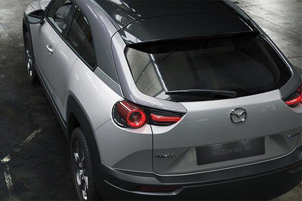 Mazda MX-30 Ansicht