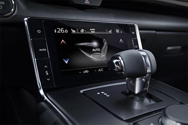 Mazda MX-30 innen