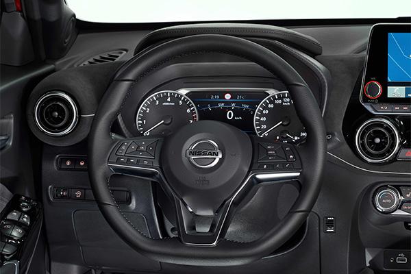 Nissan Juke 2020 Cockpit