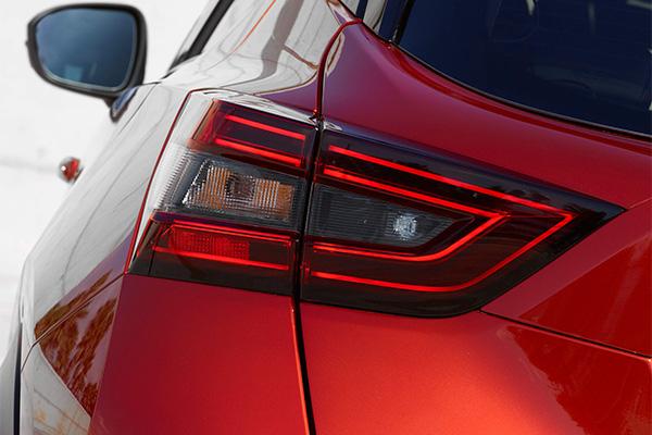 Nissan Juke Rückleuchten