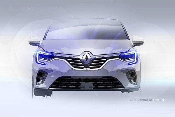 Renault Voll-LED Scheinwerfer