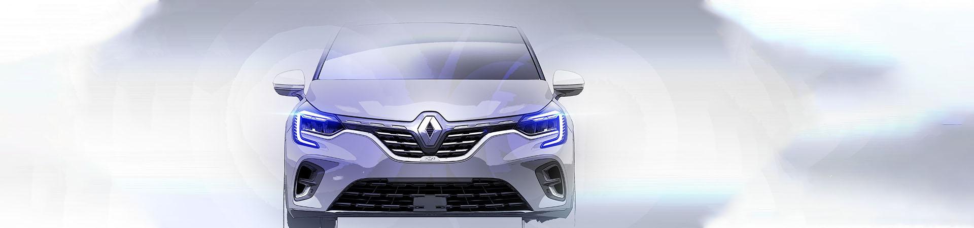 Renault Voll LED Scheinwerfer