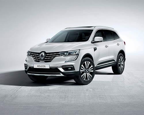 Renault Koleos weiss