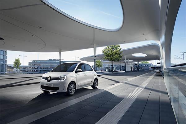 Renault Twingo Elektro