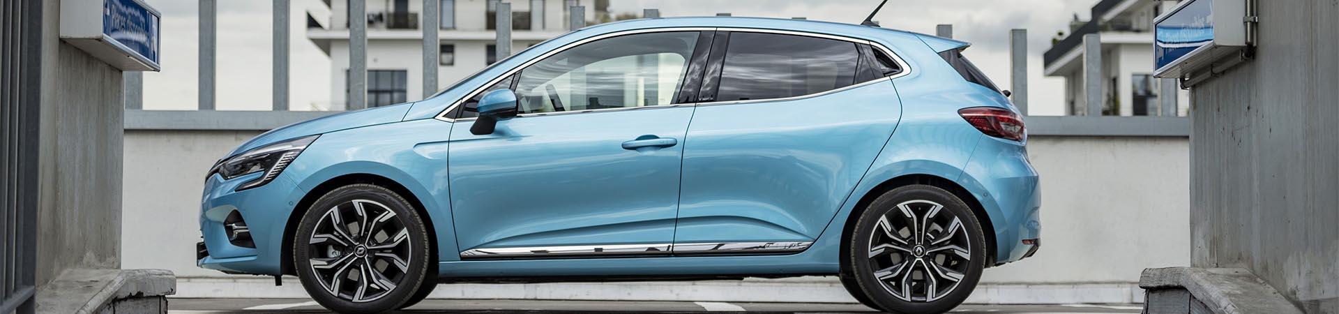 Renault Clio Hybrid Modelljahr 2020